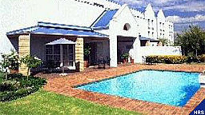 Exterior view Town Lodge -Nelspruit-