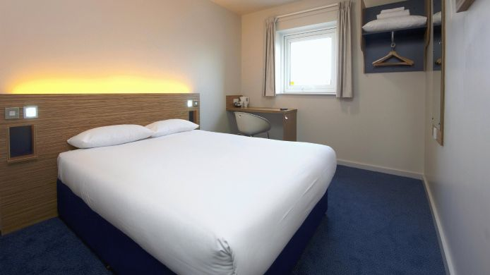 Double room (standard) TRAVELODGE NOTTINGHAM CENTRAL