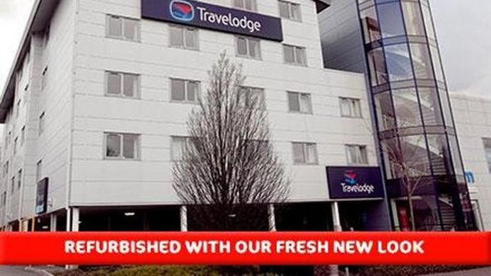 Buitenaanzicht TRAVELODGE GUILDFORD