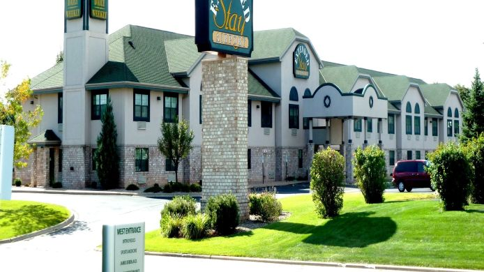 Exterior view EXTENDED STAY AIRPORT