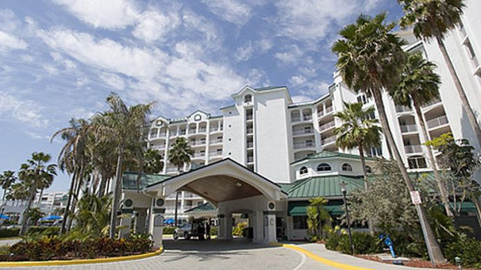 Exterior view RESORT ON COCOA BEACH