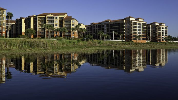 Exterior view WESTGATE LAKES RESORT AND SPA