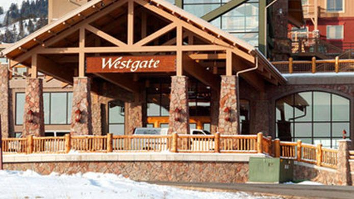 Exterior view WESTGATE PARK CITY RESORT AND SPA