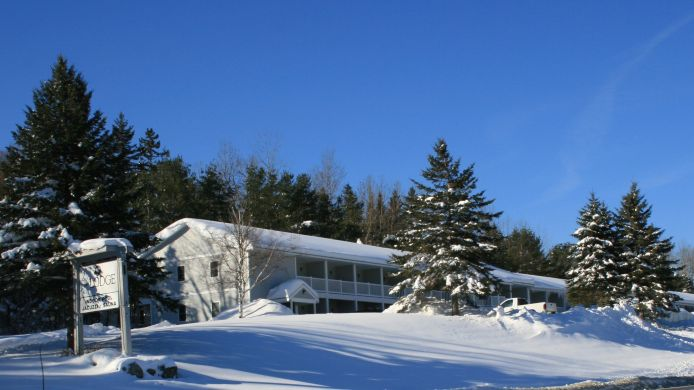 Exterior view The Lodge at Bretton Woods