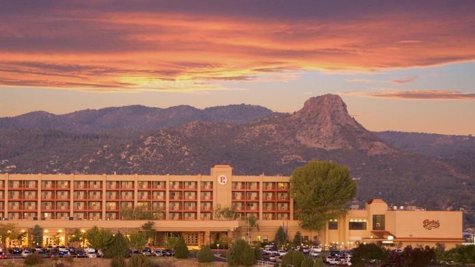 Exterior view PRESCOTT RESORT