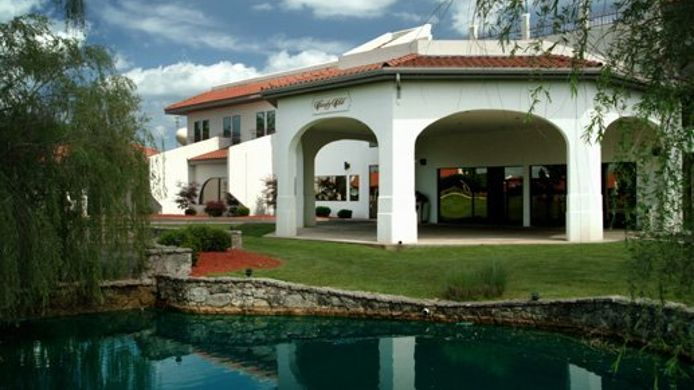 Exterior view COUNTRY CLUB HOTEL AND SPA