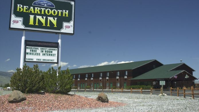 Buitenaanzicht BEARTOOTH INN OF CODY