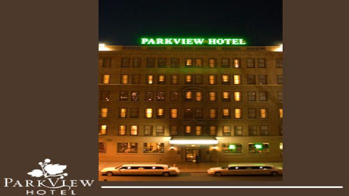 Exterior view PARKVIEW HOTEL