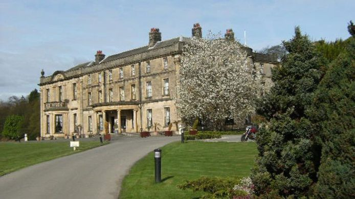 Exterior view Best Western Beamish Hall Country House Hotel Stanley
