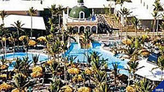 Buitenaanzicht Riu Bambu - All Inclusive