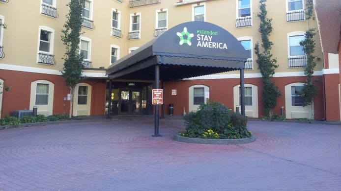 Exterior view EXTENDED STAY AMERICA DOWNTOWN
