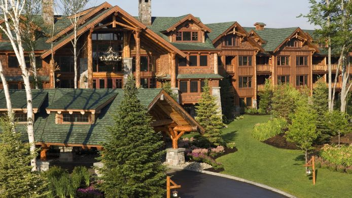 Exterior view WHITEFACE LODGE