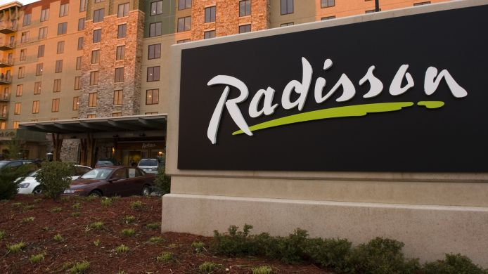 Exterior view RADISSON BY MALL OF AMERICA