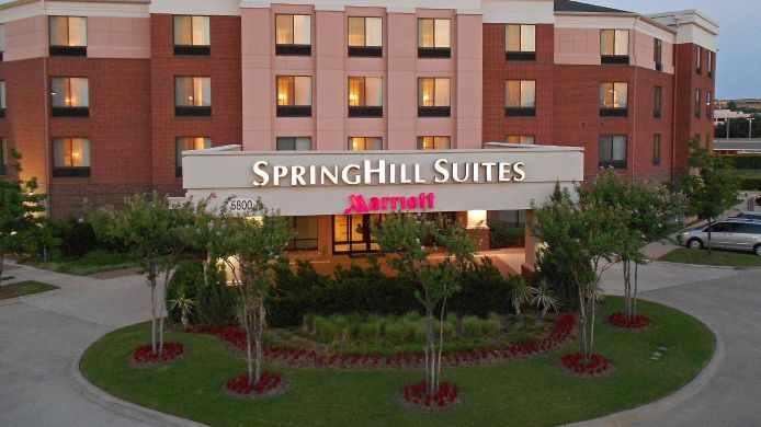 Exterior view SpringHill Suites Dallas DFW Airport East/Las Colinas Irving