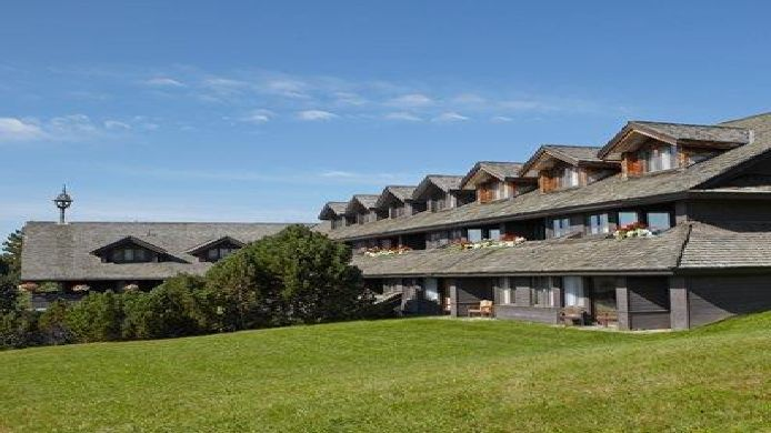 Exterior view TRAPP FAMILY LODGE