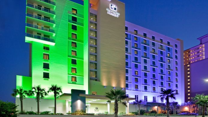 Buitenaanzicht Holiday Inn Resort PENSACOLA BEACH GULF FRONT