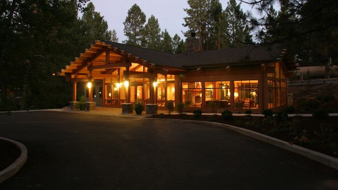 Exterior view SEVENTH MOUNTAIN RESORT
