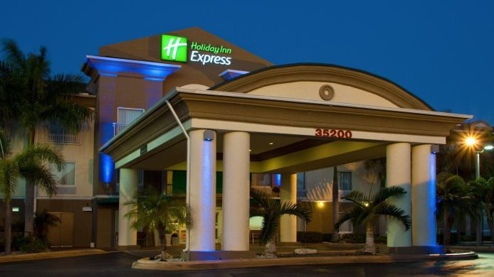 Exterior view Holiday Inn Express & Suites FLORIDA CITY-GATEWAY TO KEYS