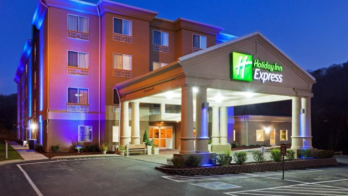Buitenaanzicht Holiday Inn Express & Suites PIKEVILLE