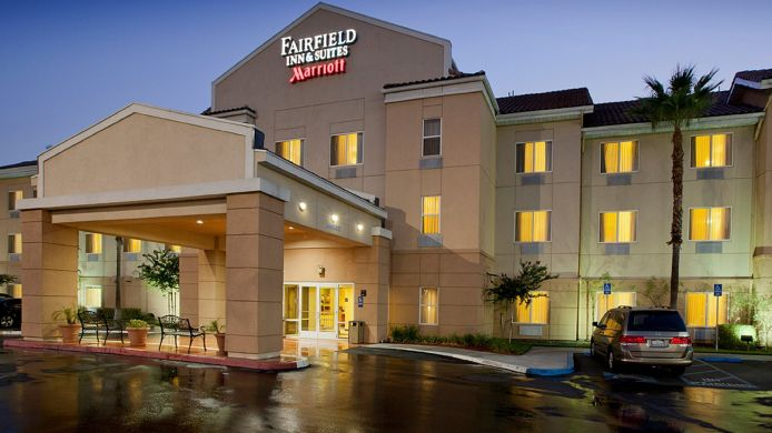 Exterior view Fairfield Inn & Suites San Bernardino