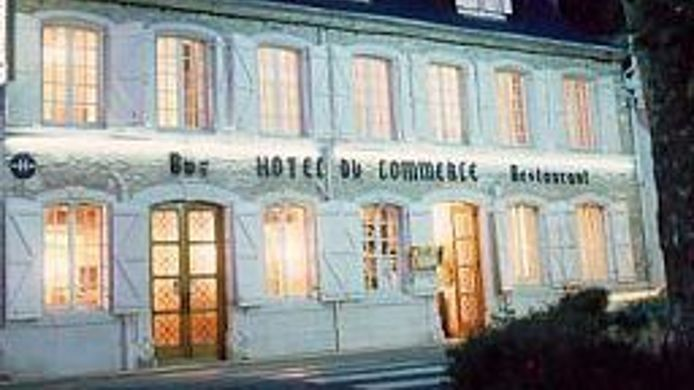Exterior view du Commerce Logis