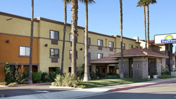Exterior view DAYS INN OF WEST COVINA