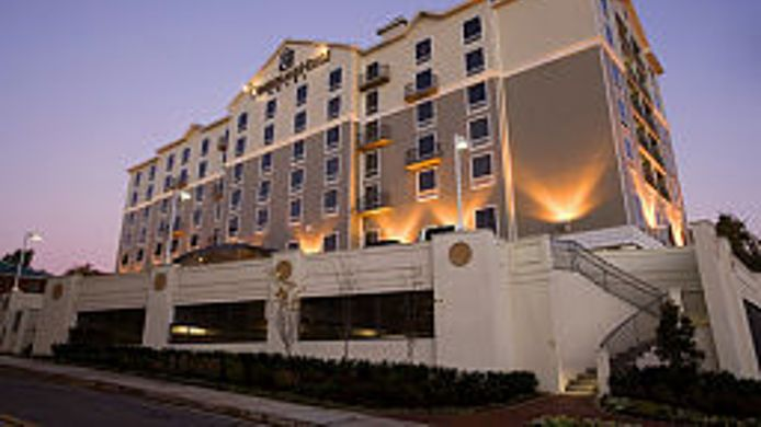 Buitenaanzicht Four Points by Sheraton Knoxville Cumberland House Hotel