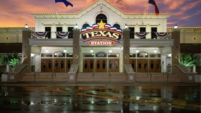 Exterior view TEXAS STATION