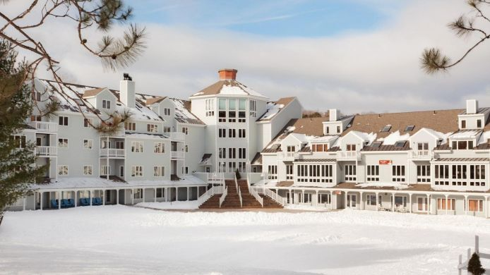 Exterior view Holiday Inn Club Vacations AT ASCUTNEY MOUNTAIN RESORT