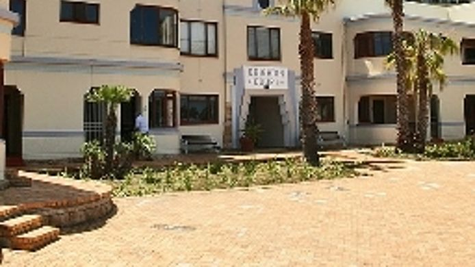 Exterior view Camps Bay Resort