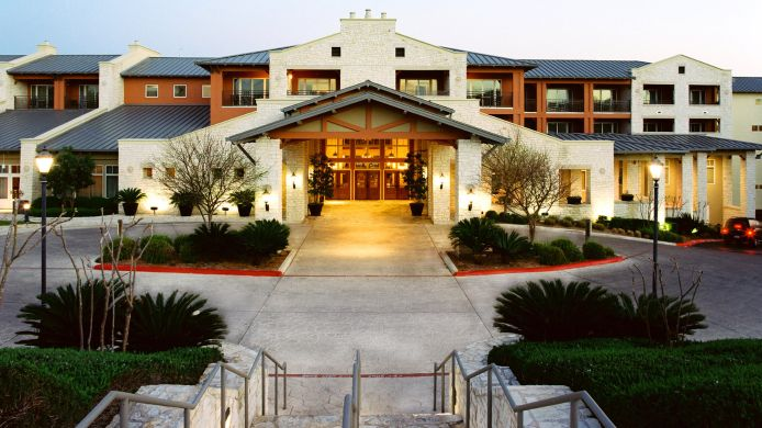 Exterior view LAKEWAY RESORT AND SPA SUMMIT