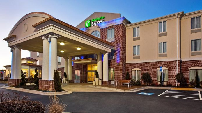 Exterior view Holiday Inn Express & Suites BREMEN