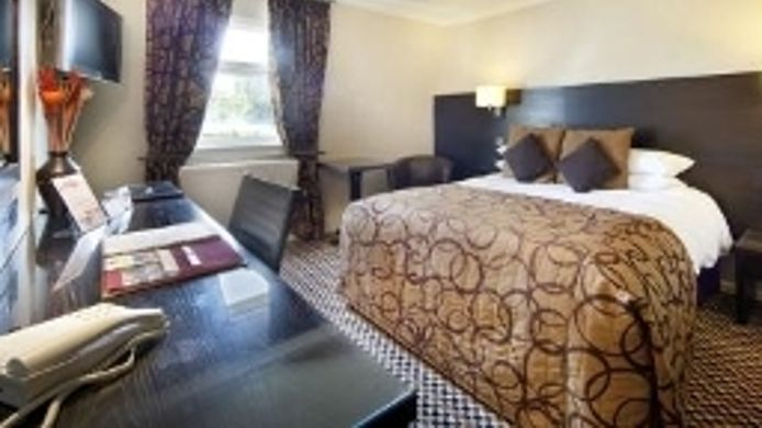 Double room (superior) BEST WESTERN PREMIER Hallmark Hotel Preston Leyland