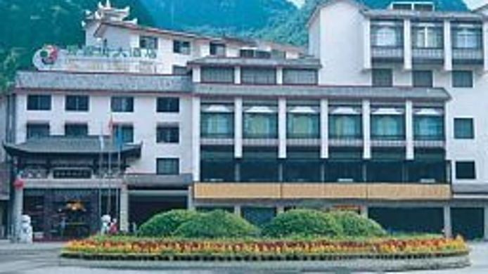 Exterior view NEW WEST STREET HOTEL YANGSHUO