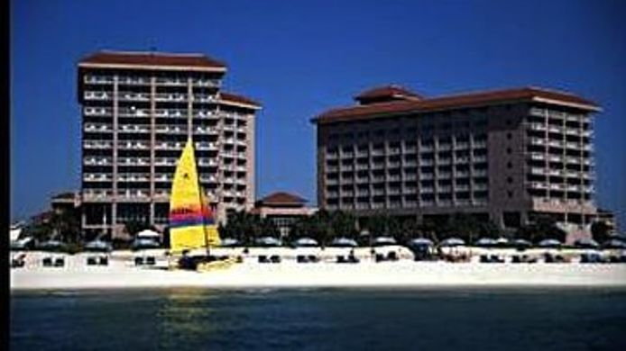 Buitenaanzicht PERDIDO BEACH RESORT