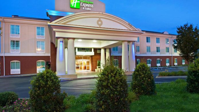 Exterior view Holiday Inn Express & Suites LENOIR CITY (KNOXVILLE AREA)