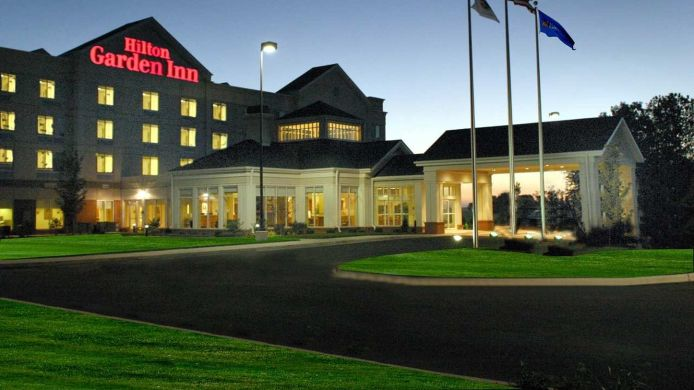 Exterior view Hilton Garden Inn Indianapolis Northeast-Fishers