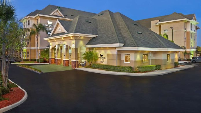 Außenansicht Homewood Suites by Hilton Daytona Beach Speedway-Airport
