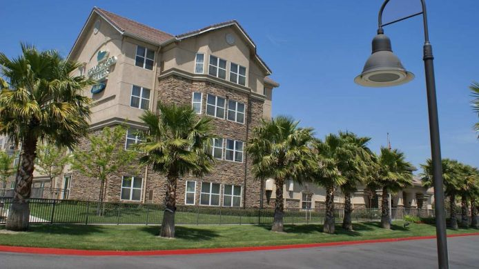 Exterior view Homewood Suites by HiltonOntario-Rancho Cucamonga
