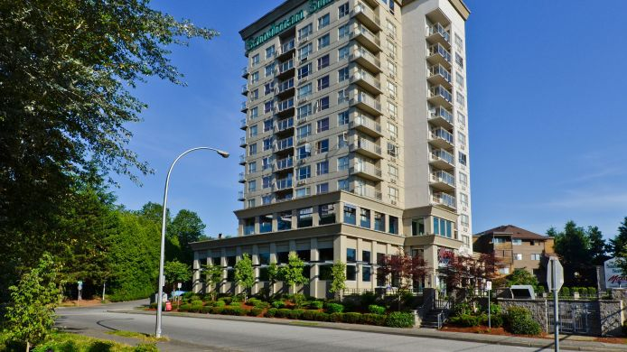 Exterior view SANDMAN SUITES SURREY-GUILDFOR