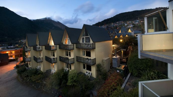 Exterior view HEARTLAND HOTEL QUEENSTOWN