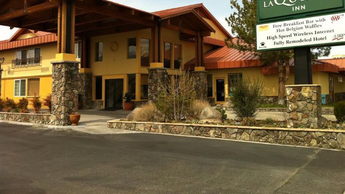 Buitenaanzicht LA QUINTA INN BISHOP MAMMOTH LAKES