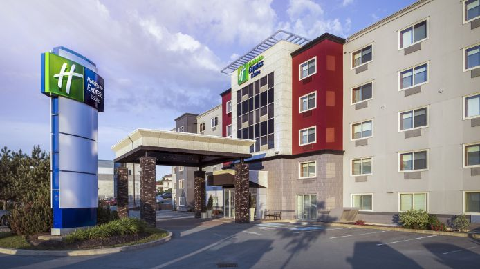 Exterior view Holiday Inn Express & Suites HALIFAX - BEDFORD