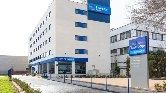Bild Travelodge Barcelona Fira
