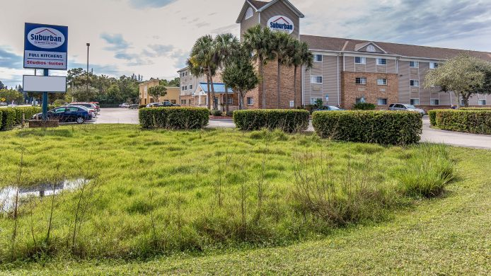 Buitenaanzicht Suburban Extended Stay Hotel Fort Myers