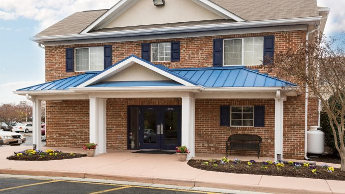 Exterior view Suburban Extended Stay Hotel North West