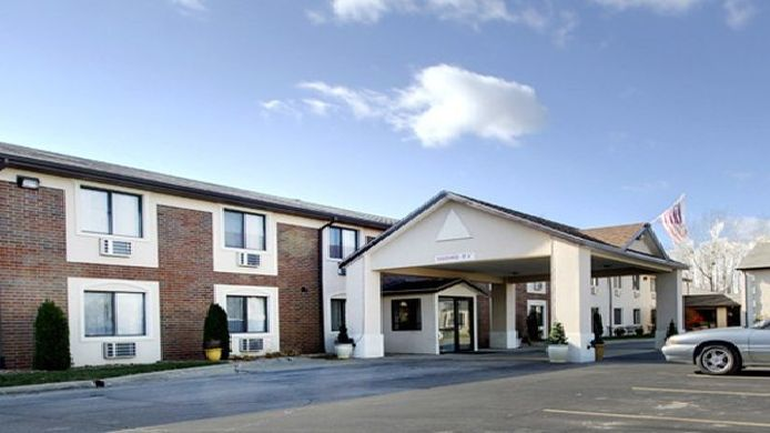 Exterior view Quality Inn & Suites Ottumwa