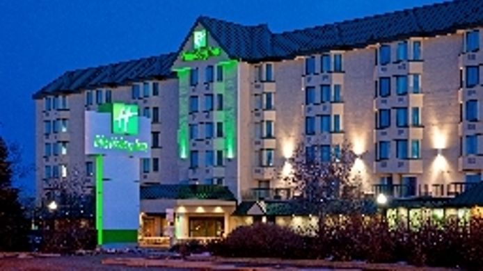 Buitenaanzicht Holiday Inn CONFERENCE CTR EDMONTON SOUTH