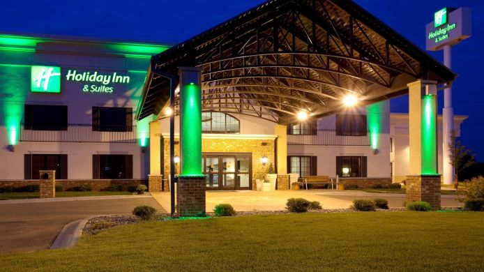 Exterior view Holiday Inn Hotel & Suites MINNEAPOLIS - LAKEVILLE