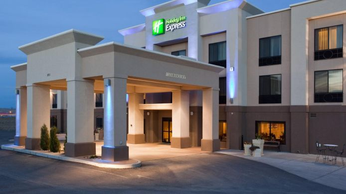 Exterior view Holiday Inn Express RAWLINS